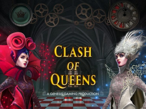 Clash of Queens slot for real money