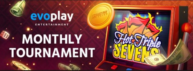 Monthly Evoplay Tournament at Fastpay Casino